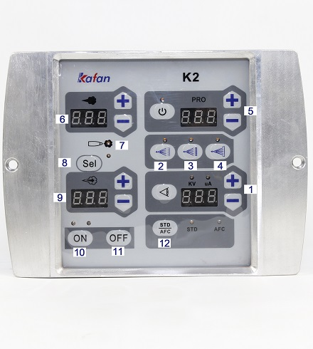 K2 Control unit